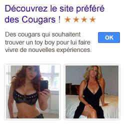Vraie rencontre cougar avec une femme mature