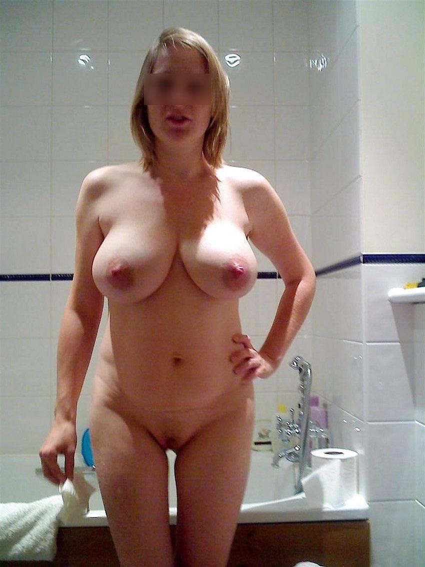 Photos gros seins d'une MILF qui veut de la baise