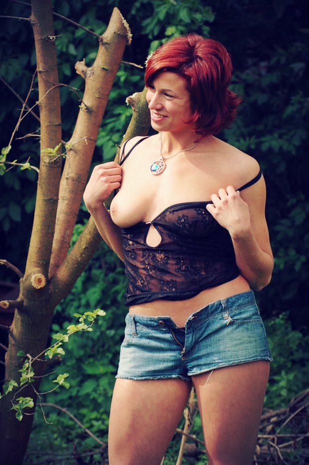 Question de fond sur la nudité de la cougar