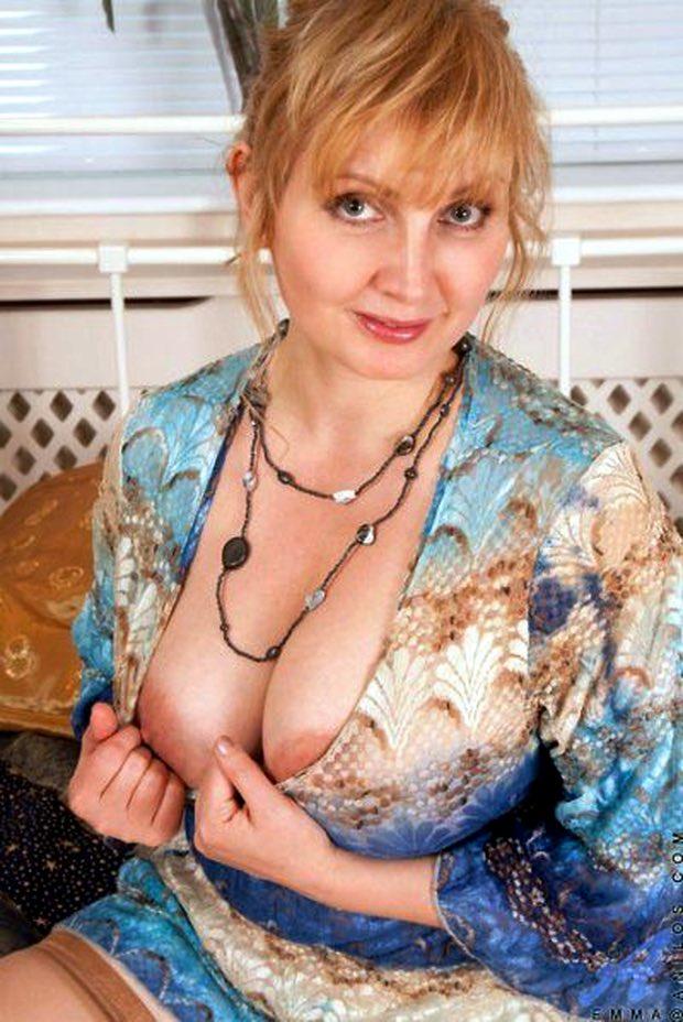 Mes gros seins de cougar